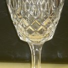 GORGEOUS WINE CHAMPAGNE GLASSES GOBLET FLUTE ROYAL LIMITED 24% LEAD CRYSTAL SET4