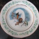 AVON GENTLE MOMENTS PLATE BY ENOCH WEDGWOOD TUNSTALL ENGLAND SWAN UGLY DUCKLING