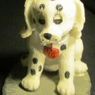CUTE DALMATIAN PUPPY DOG FIGURINE BY PRICE PRODUCTS