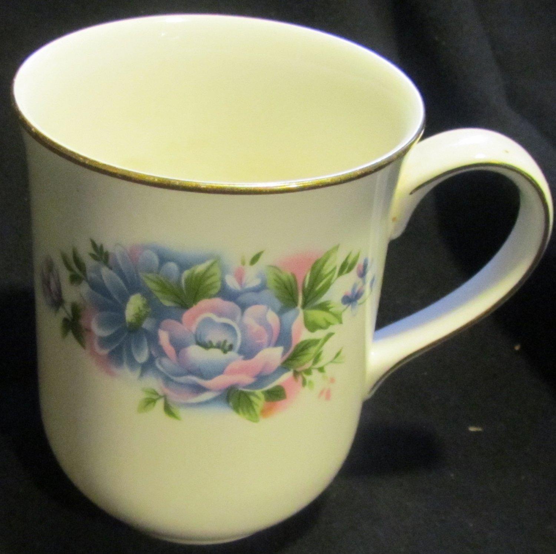 BEAUTIFUL FINE BONE CHINA PORCELAIN ROYAL CANTERBURY FLOWER COFFEE