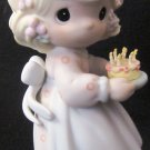 ENESCO PRECIOUS MOMENTS MAY YOUR BIRTHDAY BE A BLESSING FIGURINE 524301 SWORD
