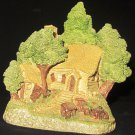 COLLECTABLE DAVID WINTER MAIN COLLECTION HERMITS HUMBLEHOME COTTAGE 1985-1988