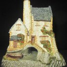 COLLECTABLE DAVID WINTER THE WEST COUNTRY COLLECTION TAMAR COTTAGE 1980-1996