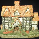 COLLECTABLE DAVID WINTER HEART OF ENGLAND SERIES SHIREHALL COTTAGE 1985-1995