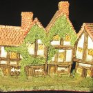 COLLECTABLE DAVID WINTER HEART OF ENGLAND SERIES APOTHECARYS COTTAGE 1985-1995