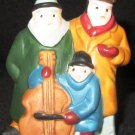 DEPARTMENT 56 DICKENS VILLAGE ACCESSORY COLLECTION CAROLERS W/VIOLA