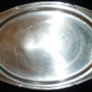 METAL SERVEWARE BY GORHAM YA 151 VEGETABLE MEAT TRAY PLATTER