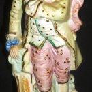 VINTAGE PORCELAIN HANDPAINTED FIGURINE KING LOUIS OF FRANCE MADE IN JAPAN