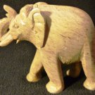 CARVED STONE ELEPHANT FIGURINE MADE IN INDIA