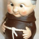 VINTAGE CERAMIC HUMMEL GOEBEL GERMANY MONK FRIAR TUCKER CREAMER