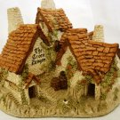 1983 DAVID WINTER ENGLISH COTTAGE COLLECTION GREEN DRAGON PUB