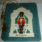 LENOX CHINA CHRISTMAS ORNAMENT NUTCRACKER 1992 NUTCRACKER SUITE COLLECTION