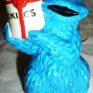 COLLECTIBLE MUPPETS SESAME STREET COOKIE MONSTER CHRISTMAS TREE ORNAMENT