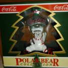 TOWN SQUARE COCA-COLA COLLECTION 'POLAR BEAR' ORNAMENT