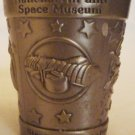 PEWTER COLLECTIBLE AIR & SPACE MUSEUM SMITHSONIAN INSTITUTION STEVEN UDVAR CNTR