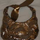CHARMING CONFETTI BY CUDDLE ACCESSORIES WOMAN GIRL METALIC CHAIN EVENING PURSE