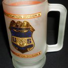 FROSTED GLASS IRS DEPARTMENT TREASURY SPECIAL AGENT INVESTIGATION DIVISION MUG