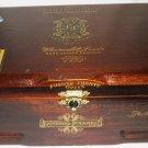 CHATEAU DE LA FUENTE FUENTE OPUSX CHERRY WOOD CIGAR HOLDER CASE PERFECTION #4
