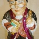 WEDGWOOD & CO LTD UNICORN TOBY JUG CREAMER 'SCHOOL MASTER' 765/3 ENGLAND