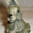 CHARMING BUNNY RABBIT EASTER FIGURINE