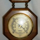 VINTAGE WEATHER STATION SPRINGFIELD USA THERMOMETER BAROMETER HUMIDOR