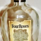 COLLECTIBLE BOTTLE FOUR ROSES KENTUCKY BOURBON BOTTLE