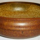 BEAUTIFUL SCHROEDER POTTERY MINNESOTA EARTHWARE BRIE BAKER WITH HANDLES