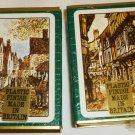 VINTAGE WADDINGTONS ENGLAND FINE PLASTIC FINISH PLAYING CARDS SEALED UNOPENED 2