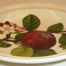 PORTMEIRION POMONA BRITAIN COUPE SOUP PASTA BOWL THE HOARY MORNING APPLE