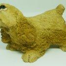 CHARMING COCKER SPANIEL DOG FIGURINE