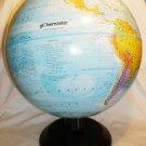"GLOBEMASTER 12"" WORLD MAP GLOBE SCANGLOBE"