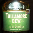 COLLECTIBLE EMPTY BOTTLE TULLAMORE DEW IRISH WHISKEY