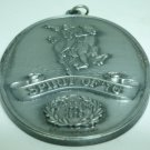 BICENTENNIAL SPIRIT OF '76 BY STUDIO '76 1974 PEWTER KEY CHAIN PENDANT CHARM