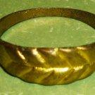 BRONZE TIN ARROW RING