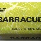 FROST CUTLERY BARRACUDA FOLDING KNIFE 17-057CSM JAPAN SURGICAL STEEL MICARTA