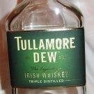 COLLECTIBLE EMPTY TULLAMORE IRISH WHISKEY BOTTLE