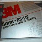 3M 8MM DATA TAPE D8-112