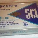 SONY DDS 5CL CLEANING CARTRIDGE DG5CLA