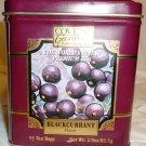 COLLECTIBLE EMPTY TIN COVENT GARDEN BLACKCURRANT TEA