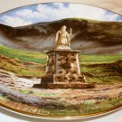 ST. PATRICK'S DAY 1979 CROAGH PATRICK STAFFORDSHIRE ENGLAND BONE CHINA PLATE