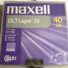 "MAXELL DLT TAPE IV 1/2"" TAPE CARTRIDGE 40 gb"