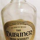 COLLECTIBLE EMPTY BOTTLE DUBLINER IRISH WHISKEY