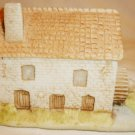 MINIATURE TRINKET BOX VILLAGE COLLECTION ENGLAND COTTAGE W/WATER MILL MADE IN UK