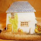 MINIATURE TRINKET BOX VILLAGE COLLECTION ENGLAND COTTAGE COUNTRY STORE MADE UK