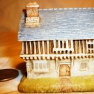 MINIATURE TRINKET BOX VILLAGE COLLECTION ENGLAND COTTAGE COUNTRY MADE IN UK
