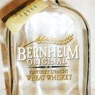 COLLECTIBLE EMPTY BOTTLE BERNHEIM ORIGINAL KENTUCKY WHISKEY