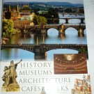 EYEWITNESS TRAVEL GUIDE BOOK PRAGUE
