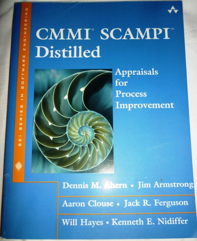 CMMI SCAMPI DISTILLED APPRAISALS FOR PROCESS IMPROVEMENT