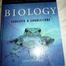 BIOLOGY CONCEPTS & CONNECTIONS THIRD EDITION CAMPBELL MITCHELL REECE