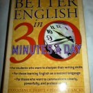 BETTER ENGLISH IN 30 MINUTES A DAY BARNES & NOBLE